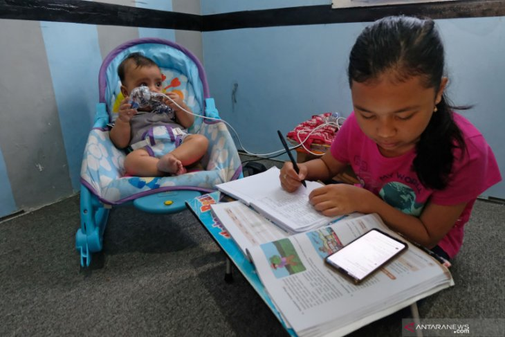 DKI Jakarta tetap berlakukan belajar dari rumah pada Tahun Ajaran 2020/2021