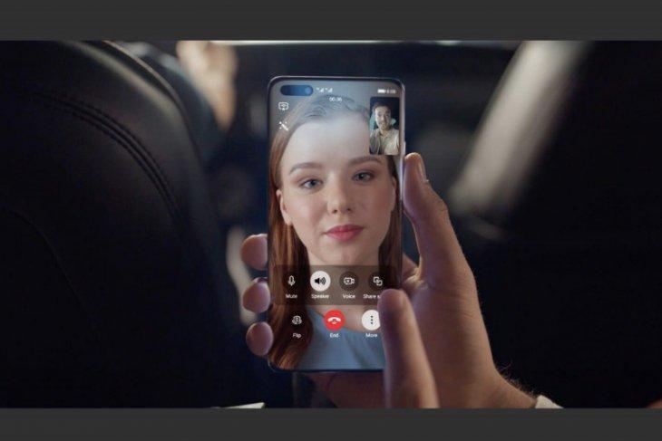 Ponsel Huawei siapkan aplikasi panggilan video