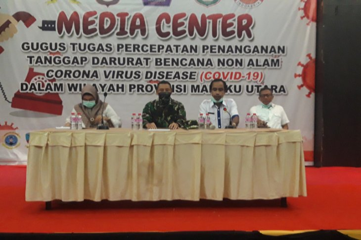 Gugus Tugas  satu ODP di Halmahera Utara meninggal Dunia