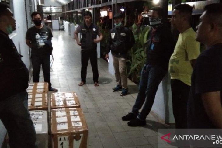Ditpolairud Polda Jambi gagalkan penyelundupan 30.000 benih lobster senilai Rp4,5 miliar