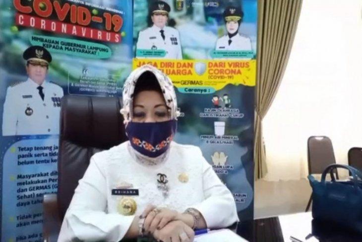 Wanita PDP corona meninggal di RSUDAM Lampung