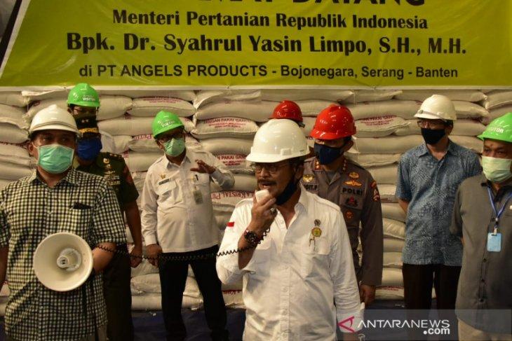 250 ribu ton gula pasir siap digelontorkan pemerintah ke pasar