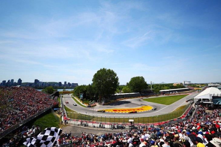 Grand Prix F1 Kanada ditunda akibat COVID-19