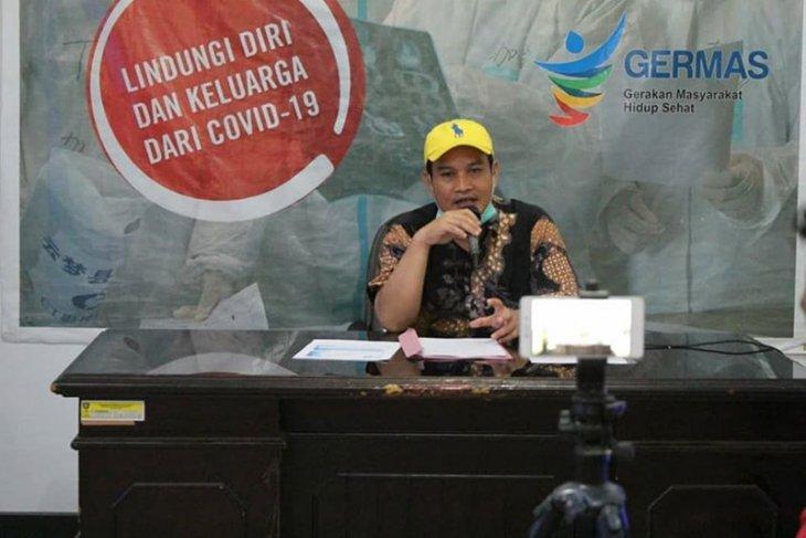 Bertambah tiga, total kasus positif COVID-19 di Bengkulu jadi 56