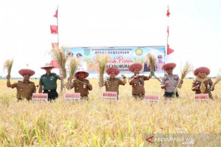 Tanah Bumbu siap jadi lumbung pangan untuk ibu kota baru