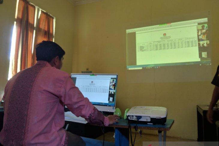 KPU Kayong Utara mutakhirkan data pemilih secara daring