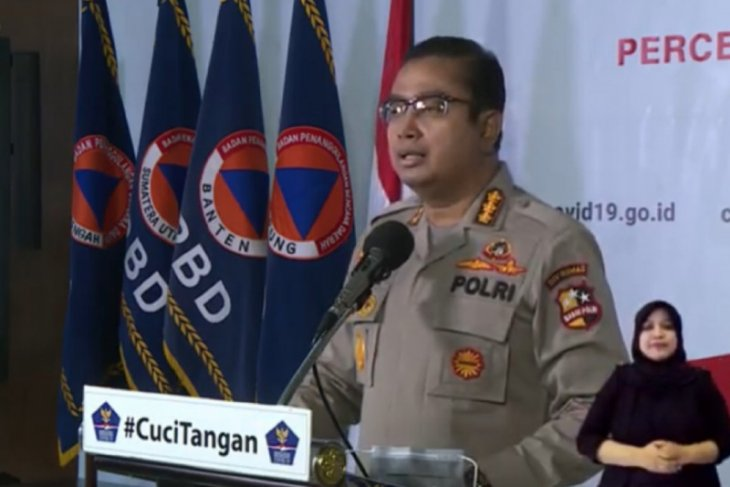 Crime rates dip during COVID-19 crisis: police