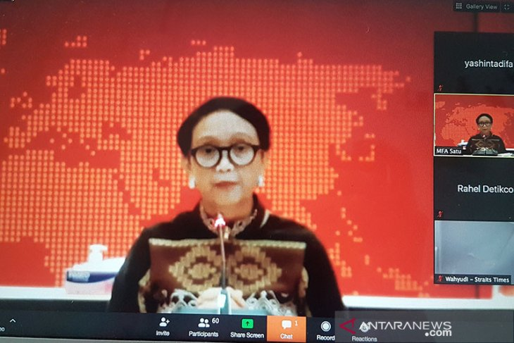 Retno Marsudi, diplomasi ala Kartini di masa pandemik