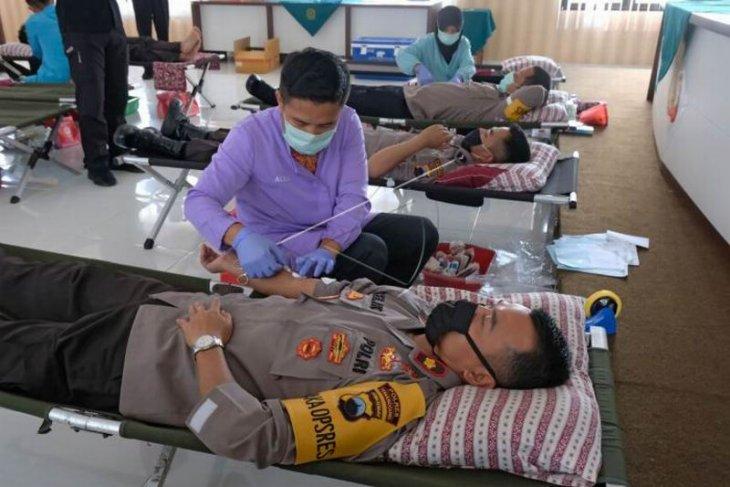Bakti sosial donor darah