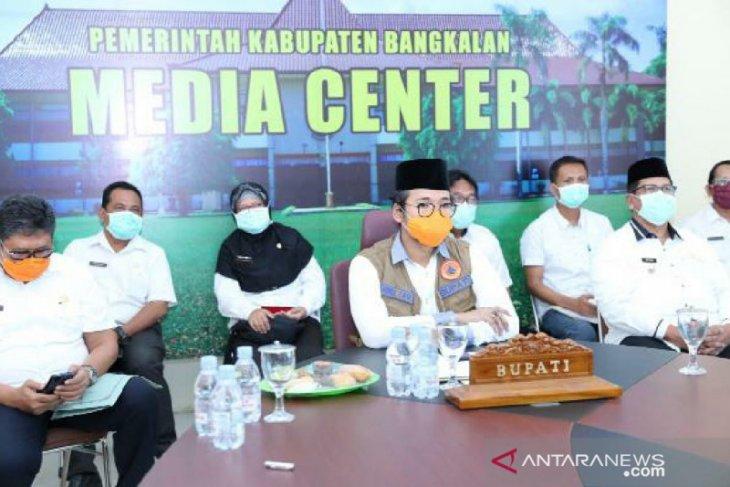Pemprov Jatim dan Satgas Bangkalan berkoordinasi soal lonjakan COVID-19