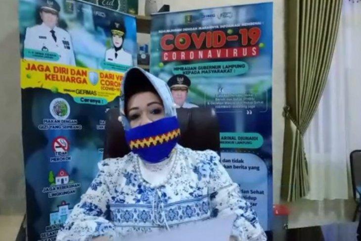Positif COVID-19 di Lampung menjadi 21 orang