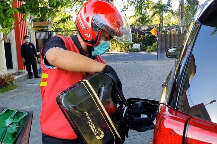 Pertamina tambah titik layanan pesan antar BBM-LPG di Bali