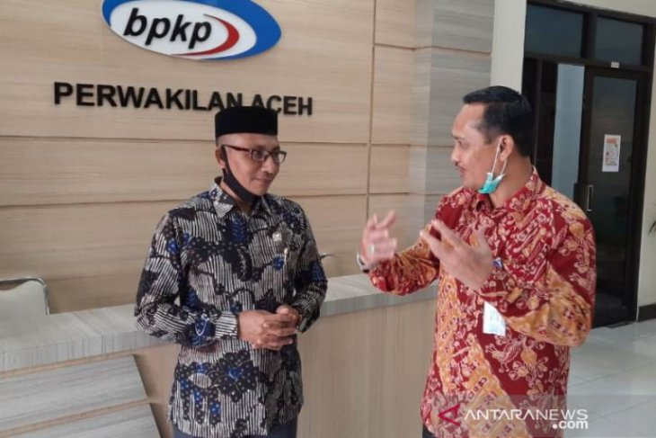 Dana desa di Aceh baru 38 persen cair, ini sebabnya menurut Haji Uma