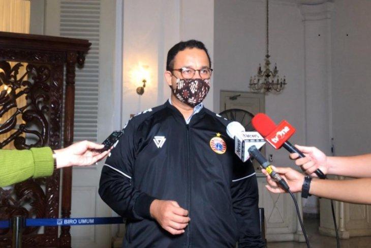 Pemprov DKI Jakarta tidak menyelenggarakan 'open house' untuk Idul FitrI