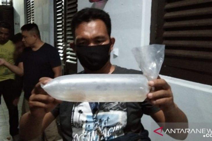 Polisi dan BKIPM Jambi lepasliarkan 30.000 benih lobster di perairan Berhala