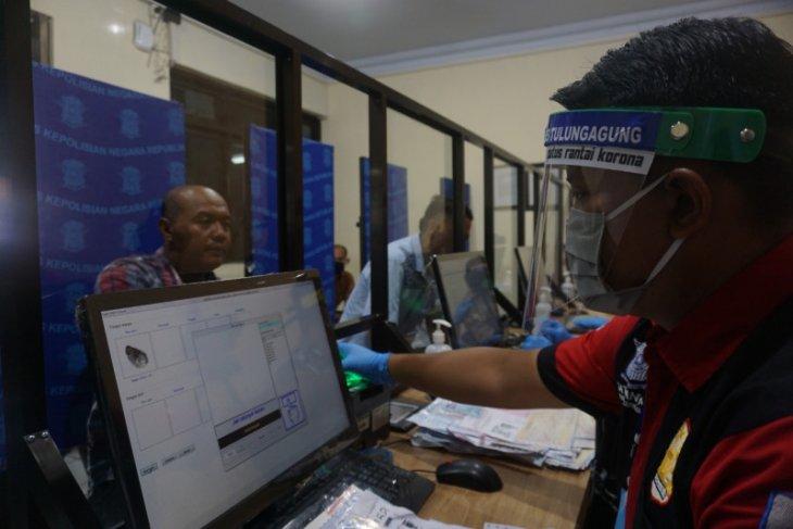 Polri buka kembali layanan Satpas SIM dan Samsat
