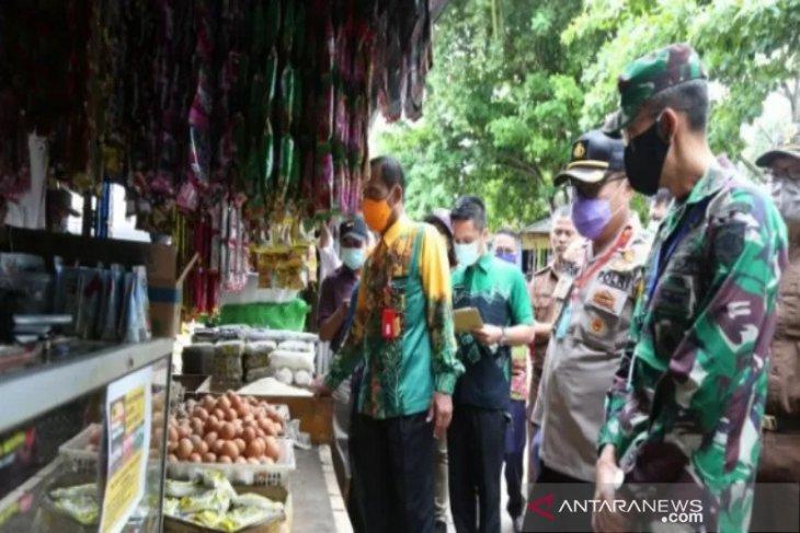Bupati : Stok bahan pokok di wilayah Tanah Laut aman