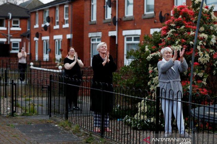 Irlandia Utara laporkan kasus positif varian baru COVID-19