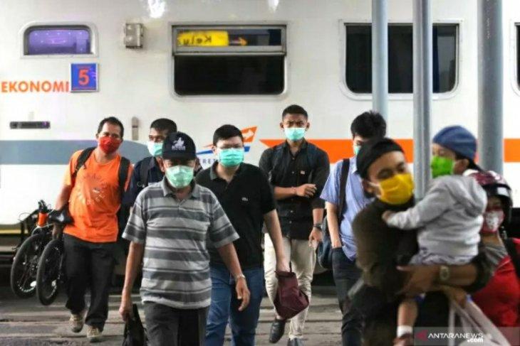 Seluruh perjalanan Kereta Api Jarak Jauh dibatalkan mulai 24 April 2020