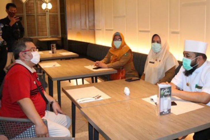 Pemkot Bengkulu sediakan 50 kamar hotel untuk paramedis COVID-19