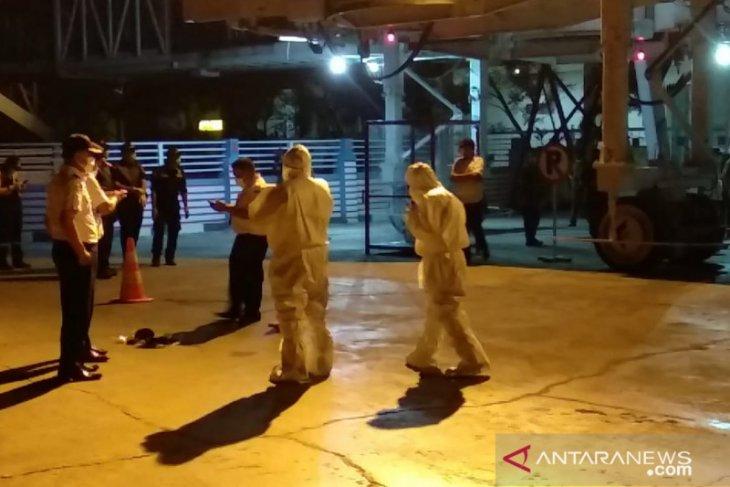 Tiba di Belawan, penumpang KM Kelud jalani rapid test di atas kapal