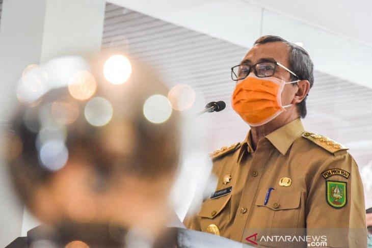 Pekanbaru nihil pasien COVID-19, Gubernur Riau: Alhamdulillah