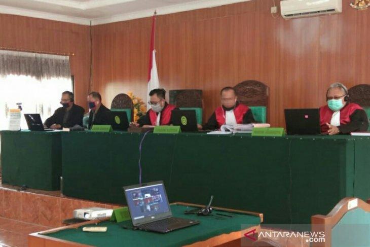 Kades di Muara Enim divonis 1 tahun 5 bulan penjara terbukti korupsi dana desa