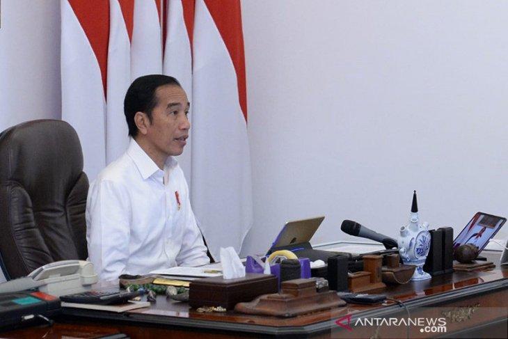 Presiden minta Mendagri-Menkeu tegur daerah yang tak ubah APBD