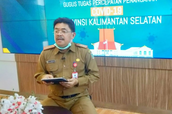 First patient positive for COVID-19 in South Kalimantan recovers