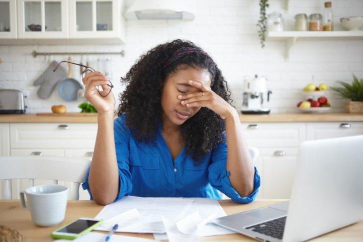 Usir stres saat bekerja dari rumah dengan cara ini