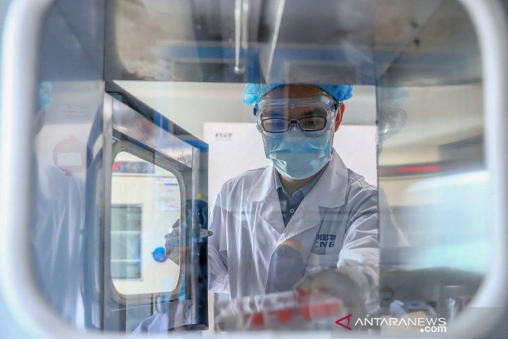 China bantah virus corona dari lab di Wuhan