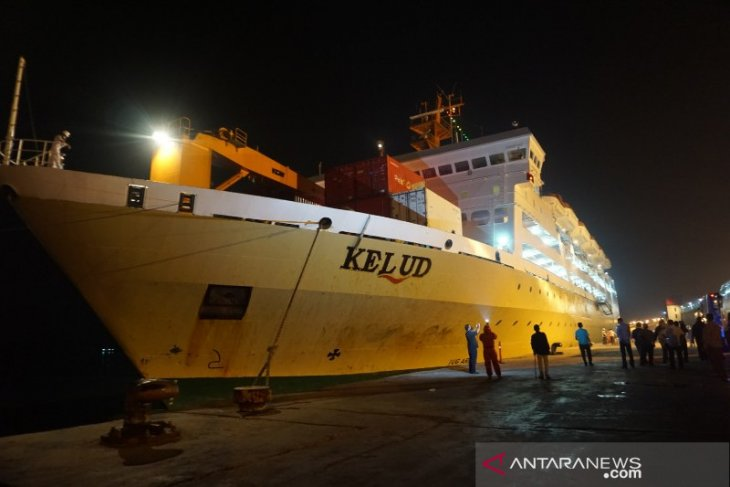 14 crew members of MV Kelud test positive for COVID-19