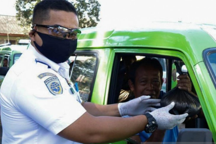 Bogor city to jail those flouting large-scale social restrictions
