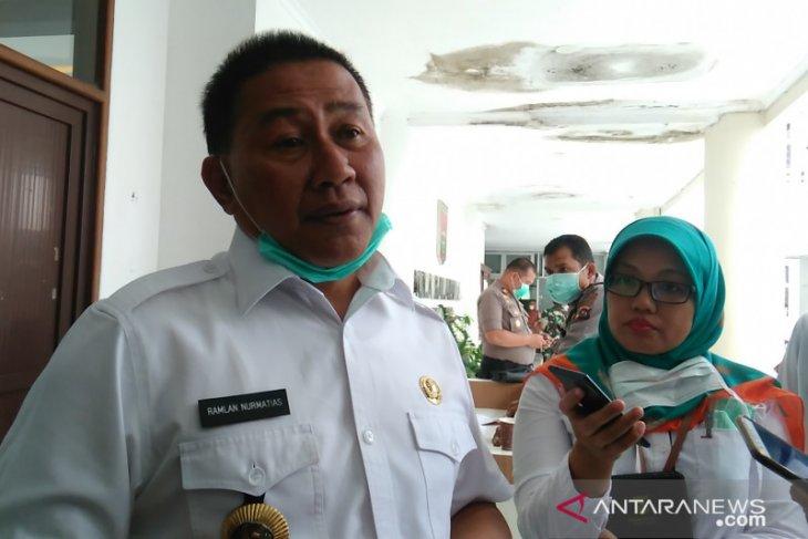 Hasil swab, Wakil Wali Kota Bukittinggi negatif corona