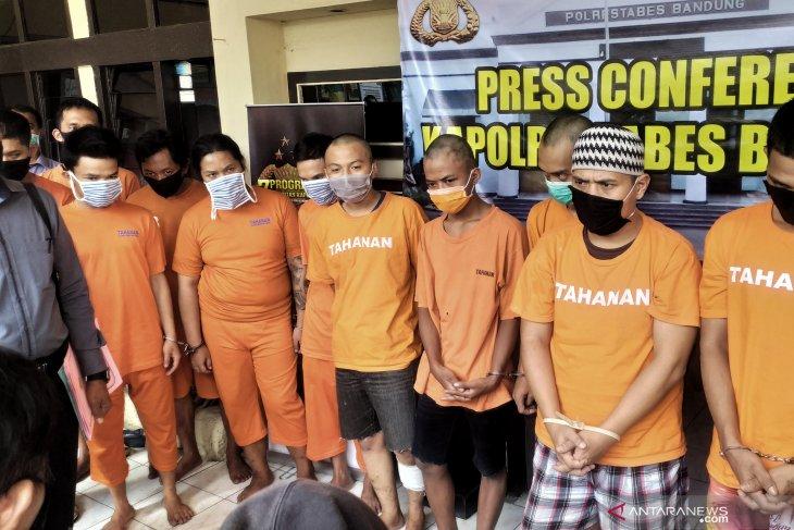 Kembali berulah, napi asimilasi di Bandung ditangkap polisi karna kembali berulah