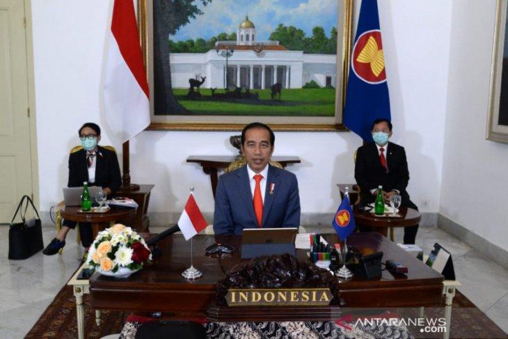 ASEAN Plus Three will weather COVID-19 crisis, Jokowi assures
