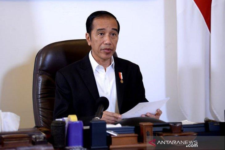 Presiden minta stok beras dihitung secara cermat