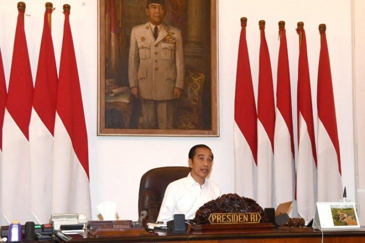 Presiden perintahkan kementerian percepat gunakan anggaran