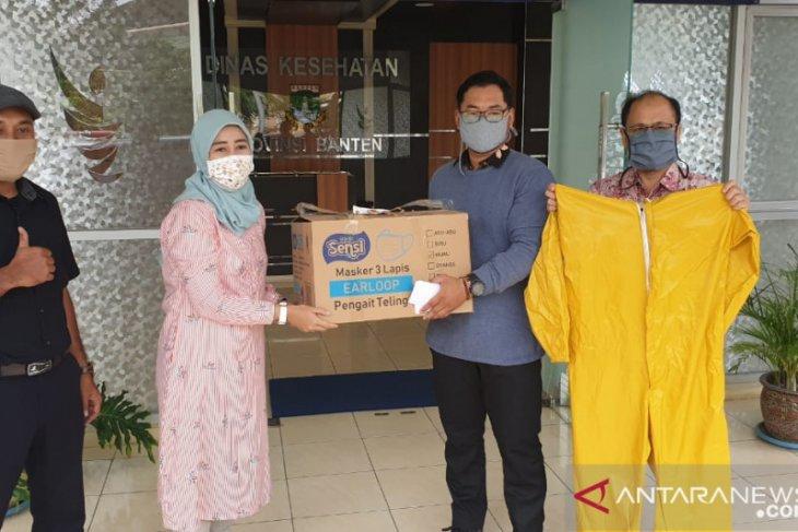 Koperasi AKR Tangerang sumbangkan alkes bagi tenaga medis