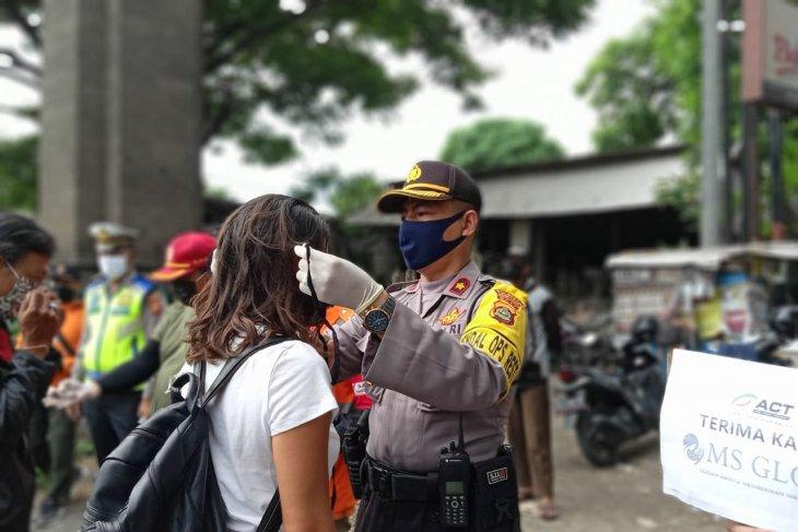 Polresta: 25 persen warga Denpasar kurang disiplin protokol kesehatan