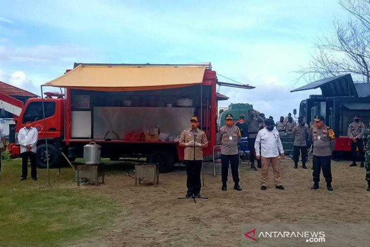 Polda Bengkulu buka dapur umum layani warga