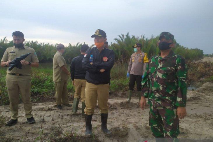 Bupati Bangka, Mulkan apresiasi TMMD ke-107 di Desa Deniang