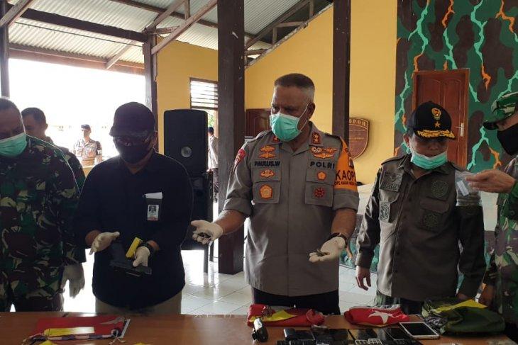 Tim Gabungan TNI-Polri petakan lokasi persembunyian KKB di Papua