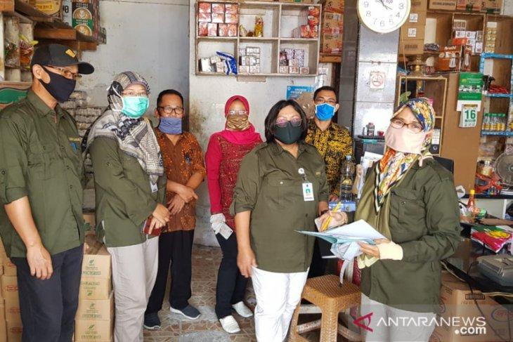 DKKP Kabupaten Serang pantau ketersediaan pangan hadapi pandemi