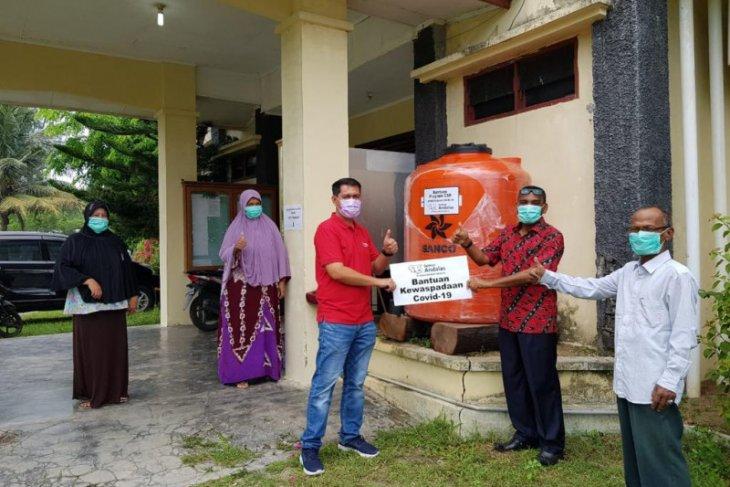 SBA bantu masker dan tangki air cegah COVID-19