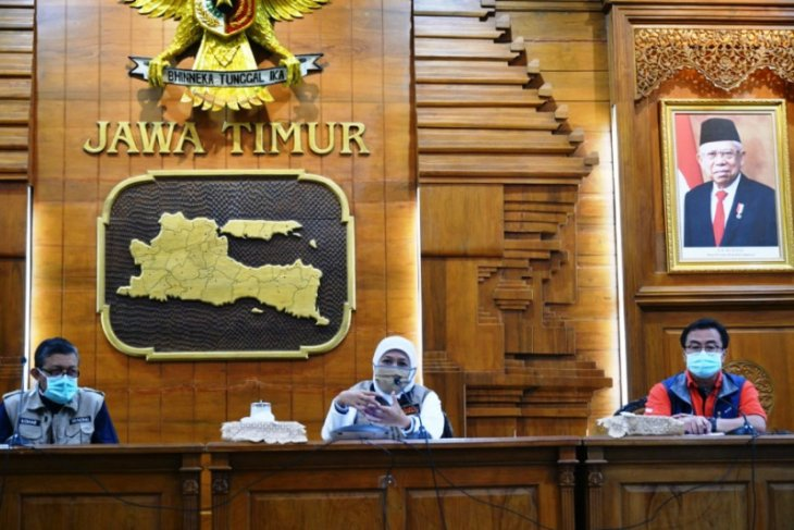 92 COVID-19 patients in East Java make full recovery