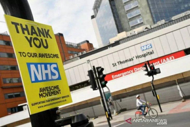 Penyintas virus corona di Inggris dapat sumbangkan  plasma darah