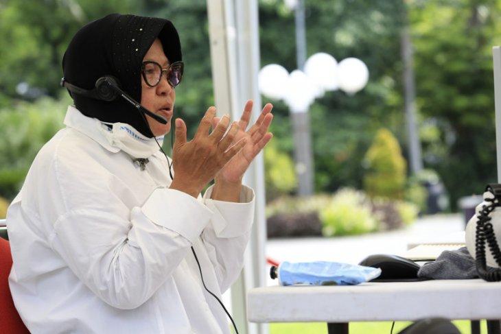 Mayor projects Surabaya's most OTGs potentially be COVID-19 positive