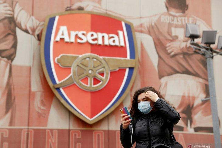 Klub Inggris Arsenal potong gaji pemain 12,5 persen