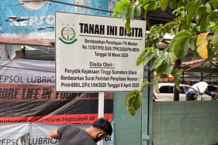 Jaksa sita tanah PT KAI Medan yang dikuasai warga